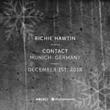 Richie Hawtin - CONTACT - Munich, Germany 01.12.2018