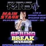 live @ SPRING BREAK INVASION (Umag - HR) - 24.04.2015