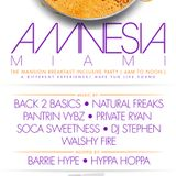Amnesia Miami MANSION Breakfast Party (Miami Carnival)