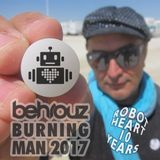 Behrouz - Live @ Robot Heart 10th Anniversary - Burning Man 2017