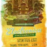 Sonitus Eco -  Set @ zion 20-09-2012