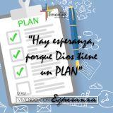 ¡Hay esperanza porque Dios tiene un plan! - Pastor Daniel Tejada