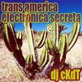 Trans America electrónica secreta