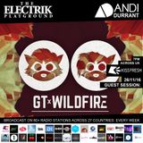 Electrik Playground 26/11/16 inc GT & Wildfire Guest Session