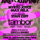 StanZeff LIVE at the Are You Afro? Party NYC June 2013?