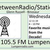 InbetweenRadio/Stations #101 • Glenn Russell & DJ Binosaur • Best of the 2010s • 12/11/2019