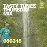 Tasty Tunes Thursday Mix - Hawaiian/Reggae Vibes 050318