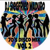Dj Siegfried Maduro 70s Disco Mix Vol 2