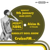 Absolut Soul Show /// 09.01.2017 on cruiseFM