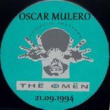 Oscar Mulero - Live @ The Omen, Madrid (21.09.1994)