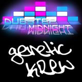 Dubstep Midnight Guestmix June 2015 - all genetic.krew mix