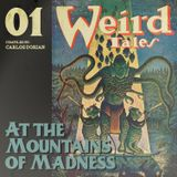 Weird Tales Vol.01 - At the Mountains of Madness