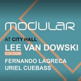 Lee Van Dowski - Live @ Modular pres. Lee Van Dowski, City Hall (Barcelona, ES) - 22.09.2017