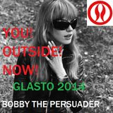You! Outside! Now! Glastonbury 2014