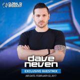 Markus Schulz - Global DJ Broadcast (Guest Dave Neven) (02.02.2017)
