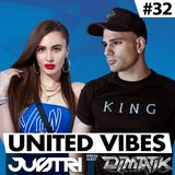 Justri - United Vibes #32 guest Dimatik