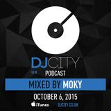 DJ Moky - DJcity UK Podcast - 06/10/15