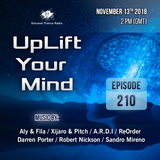 Free Will - UpLift Your Mind 210 (2018-11-13)