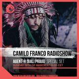 Agent H - Ibiza Global Radio - 19-3-2017