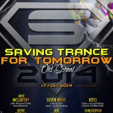 Kevin Brown LIVE @ Saving Trance for Tomorrow: Old School Trance 2014 (Jan. 17)