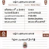 Hard Rock Hell Radio - The C60 Mixtape Show 16th January 2018