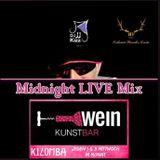 DJ JJ Midnight LIVE Mix WeinKunstBar - 2nd May
