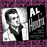 Vinyl Avenger AL HENDRIX studio interview & music special