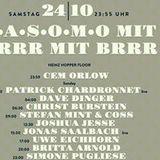 Christ Burstein - KaterBlau - Berlin (Live) Oct 2015