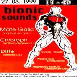 Mate Galic @ Bionic Sounds - 1040 Leipzig - 27.03.1999