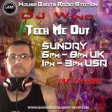 Monday Night Live On HBRS 10th Dec.2018 - DJ Wino