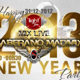 MIX live radio light fm party 2013 by Saberano Madmix