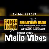 REGGAETOWN - MARCH 11, 2017