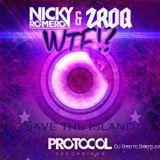 Nicky Romero & ZROQ vs. Pendulum vs. Swedish House Mafia - WTF Save the Island (DJ Breite Bootleg)