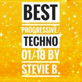 Best Progressive / Techno Mix 01/18