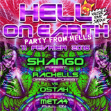 Meta4 - Live Mix - Hell On Earth Party (Opening DJ Set) - Psytrance Full-On - 2016-02-12
