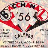 Bacchanal '56 @ The Make-Out Room San Francisco - 4/25/2017