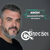 2018.01.12. - Krúdy Szalagavató After by Last Night - Pub Daddy, Siófok - Friday