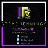 Live On Influx Radio - The Launch Night (Steve Jennings)