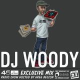 45 Live Radio Show pt. 88 with guest DJ WOODY