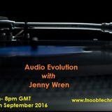 Audio Evolution Vinyl Acid Techno Show 057 (air date 16.09.16) @ www.fnoobtechno.com
