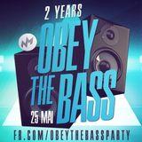 OBEY THE BASS! 2 YEARS [Minimix] DAZECRAFT