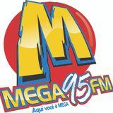 Programa O Pescador Sal da Terra na Rádio Mega 99,3 FM dia 08/10