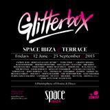 Greg Wilson  - Live At Glitterbox Closing Party, Space (IBiza) - 25-Sep-2015