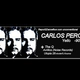 R2D presents: Q  The electric shaman introset / Carlos Peron event 21-10-2016