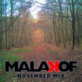 Malakof November Mix