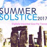 Tomocomo Goa trance djmix - DI Summer Solstice 2017 Event