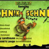 Brezel&Lauge @ Schnik Schnak Schnuk III (05|05|2012)