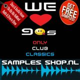 Samples Shop Live Radio & Drive-in Show We Love 90s Special