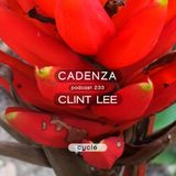 Cadenza Podcast | 233 - Clint Lee (Cycle)