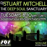 Stuart Mitchell presents The Deep Soul Sanctuary on SOS LIVE - 16/10/12